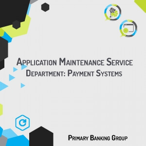 Corrective Maintenance and Evolution of the Payment Systems in the following Areas: SWIFT, Foreign Exchange Trading, International Trading, Operations in foreign currencies for Bank branches.