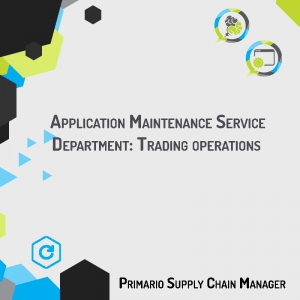 AM Service Department: Trading Operations