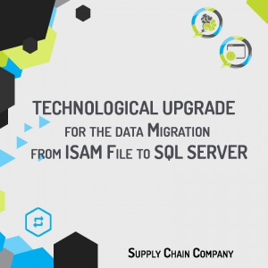 Automatic data migration from ISAM to SQL Server of the Trading application with the objective to develop reports and dashboard in web and mobile mode