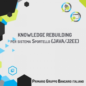 Knowledge Rebuilding per Sistema Sportello (Java/J2EE)