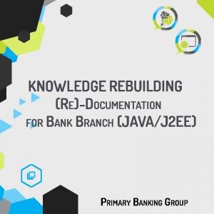 Reconstruction of an easy-to-use functional map and rebuilding of the structure of the programs of the Bank Branch available in KPS and necessary for the preparation of documents for a tender.