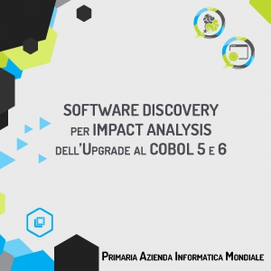 Software Discovery per Impact Analysis dell