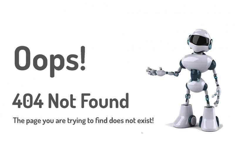 Oops! 404 Not Found
